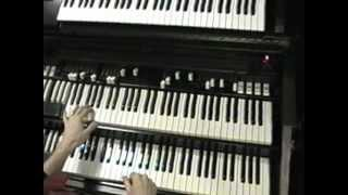 Rat Bat Blue (Deep Purple)-  Keyboards & Hammond C3 Solo Explain By PaulSilver