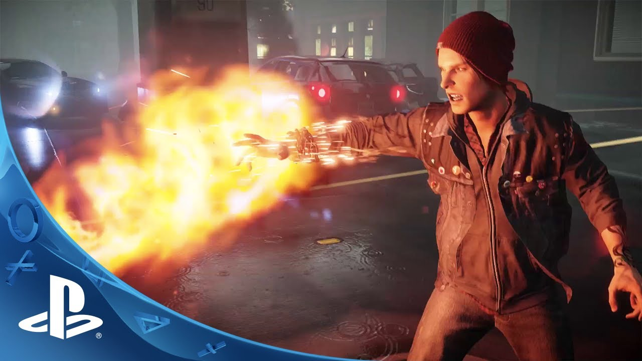 The Superhuman Sound of inFAMOUS Second Son