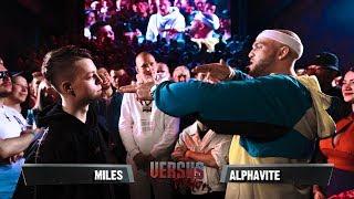 VERSUS PLAYOFF: Miles VS Alphavite (18)