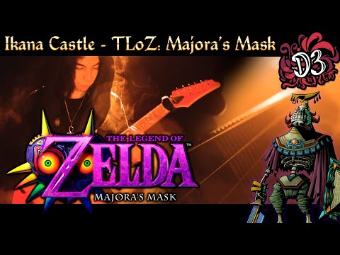 The Legend of Zelda: Majora's Mask - Ikana Castle [Cover] || Dinnick the 3rd