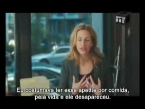 Trailer do Filme Comer, Rezar, Amar - com legendas