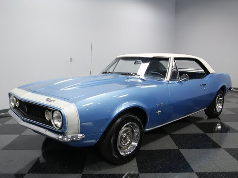 1967 Chevrolet Camaro for Sale - CC-1001901