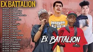 Ex Battalion NonStop New Song 2020 - Ex Battalion Full PLaylist 2020 - Pinoy Rap music 2020