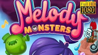 Melody Monsters Game Review 1080P Official Etermax Casual 2016