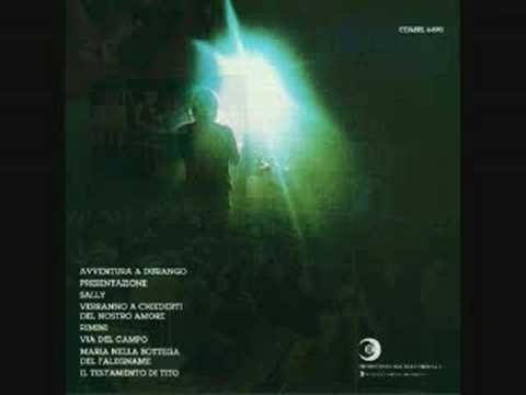, title : 'Avventura a Durango - Fabrizio De André PFM in concerto'