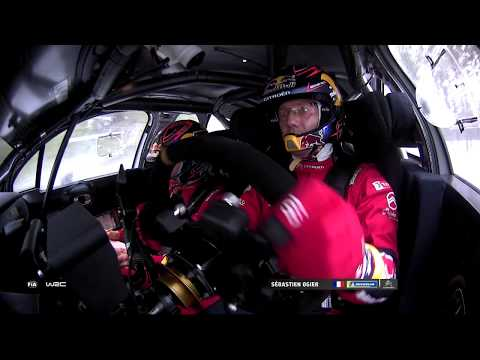 WRC - Rally Sweden 2019: Event Highlights / Review Clip