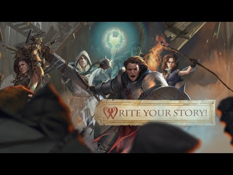 Pathfinder: Kingmaker - Character Creation thumbnail