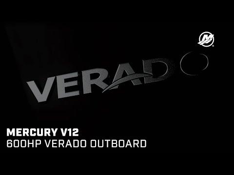 Mercury Marine 600 Verado 25 in. Shaft in Kaukauna, Wisconsin - Video 1