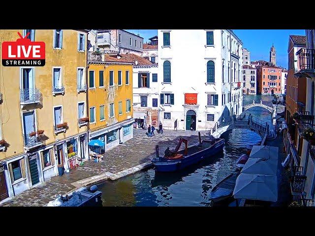 Live Webcam Dorsoduro, Venice, Italy