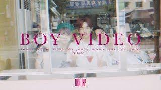 NCT 127 BOY VIDEO EP.11