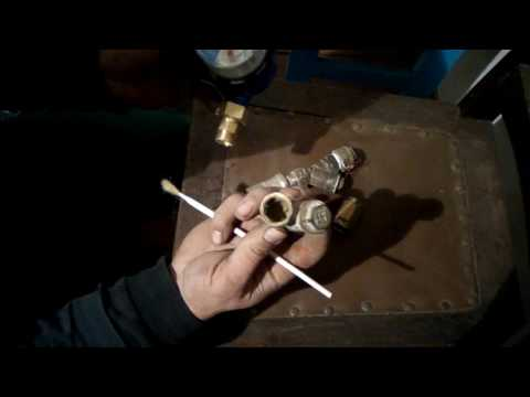 Как продать и обновить старые бронзовые фитинги