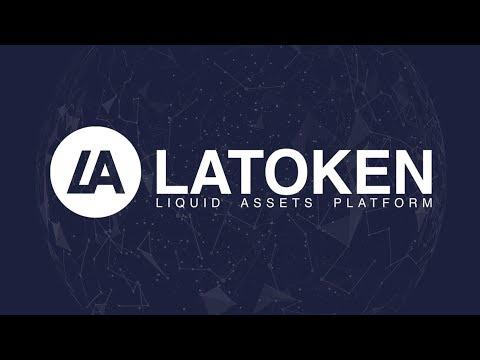 Airdrop от действующей криптовалютной биржи Latoken . Бесплатная криптовалюта
