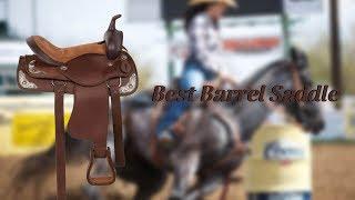 Best Barrel Saddle - Top Five Barrel Saddle Of 2019