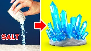 21 UNBELIEVABLE SALT HACKS