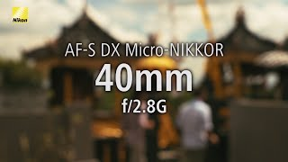 Exploring NIKKOR Lenses: Bali with the AF-S DX Micro-NIKKOR 40mm f/2.8G