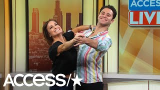 'Dancing With The Stars': Mary Lou Retton Says She Was Ready To Do DWTS After Raising Her Kids