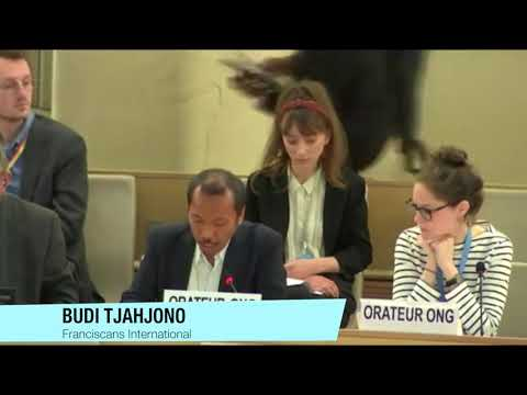 HRC43: Interactive Dialogue with the Special Rapporteur on Freedom of Religion and Belief