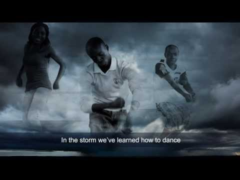 In this storm we've learned to dance: young people speak out about HIV