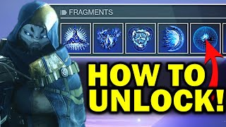 Destiny 2: How to Unlock FRAGMENTS & ASPECTS in Beyond Light!