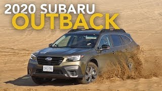 2020 Subaru Outback Review - First Drive