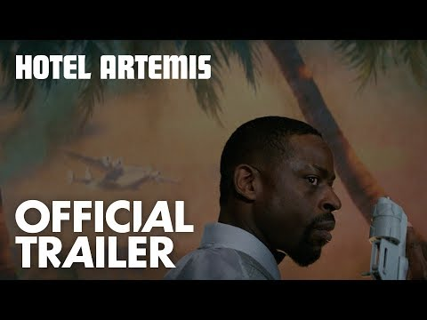 Hotel Artemis Movie Picture