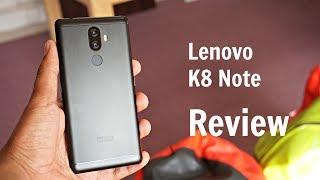 Lenovo K8 Note 64GB Price in India, Full Specification