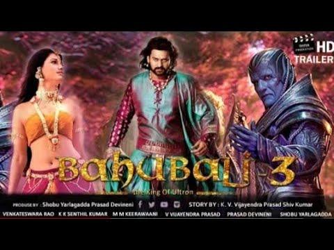 Baahubali 3 The King Of Ultron Official Trailer | Prabhas Rana,Daggubati,Anushka Shetty,Tamannaah |