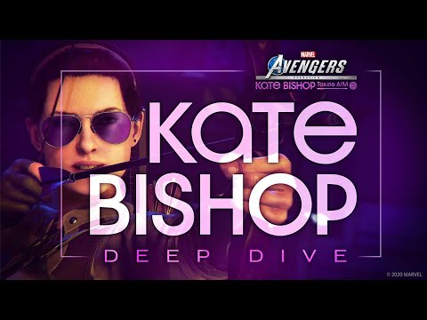 WAR TABLE Deep Dive: Kate Bishop de Marvel's Avengers