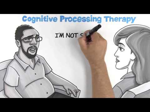 Video Cognitive Processing Therapy for PTSD