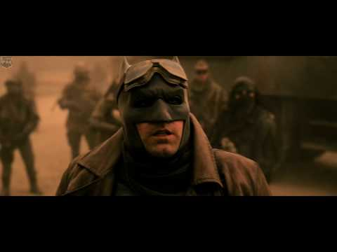 Knightmare-Future (Justice League 2: Darkseid) | Batman v Superman (4k, HDR)
