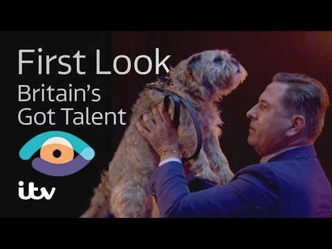 Britain's Got Talent |Ant & Dec Try Dog Yoga! | First Look  | ITV