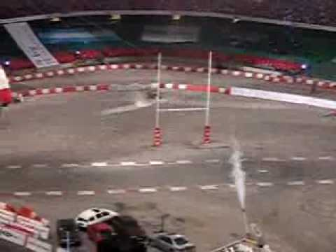 This Gigantic Pneumatic Cannon Fires Cars