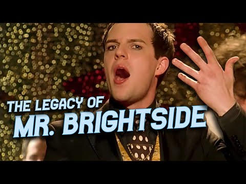 Why is MR. BRIGHTSIDE still on the charts?