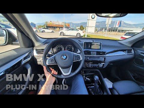 New BMW X1 Plug-in Hybrid 2022 Test Drive POV