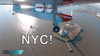 How to FLY around NYC (Hudson SFRA)
