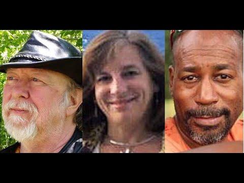 Apr 1st - Dr. Craig Hogan, Judith Hancox and Brian Smith