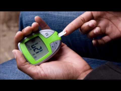 Si el azúcar en la sangre es de 9,8 a hacer
