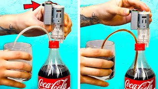 25 CRAZY DIY INVENTIONS YOU CAN MAKE AT HOME