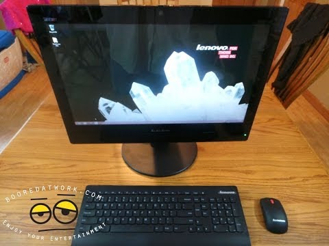 Lenovo ThinkCentre E93Z All-in-One Review