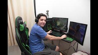Gamer santista se destaca no League of Legends e está entre os melhores jogadores do país