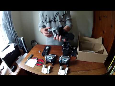 Marker Griffon Black/Teal Ski Bindings Unboxing