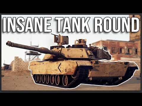 This was the MOST INSANE Tank Match I have EVER PLAYED - Squad v16 40v40 Gameplay