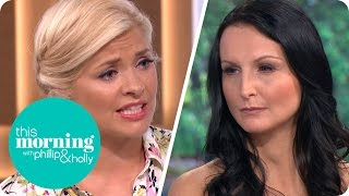 Holly Gets Into Heated Debate With Mum Of 12 Over Her £40,000 A Year Benefits | This Morning