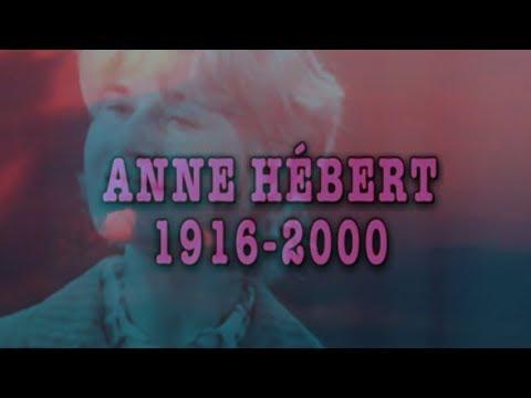 Vidéo de Anne Hébert