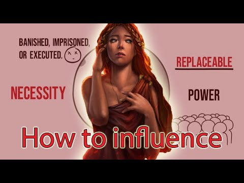 How to influence and make people dependent on you(5 tips) - Law 11