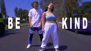 BE KIND - Marshmello & Halsey Dance | Matt Steffanina & Samantha Caudle