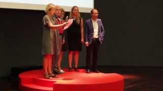 Marinella Senatore vince il PREMIO MAXXI 2014
