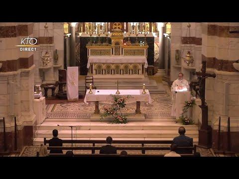 Laudes et Messe du 30 septembre 2021 à Notre-Dame de la Garde