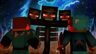 """♫ """"Can Stop The Wither"""" - Minecraft Parody of Justin Timberlake - Can"""