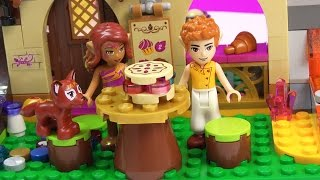 Blind Bag Play LEGO Elves Azari And The Magical Bakery Playset Toy Playing Video Cookieswirlc